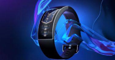 Amazfit X - La smartwatch incurvée de Huami sera lancée en 2020