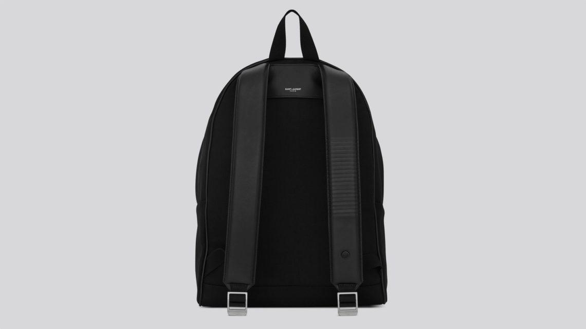 Cit-E - Le Projet Jacquard reprend des couleurs avec ce sac à dos Yves Saint Laurent