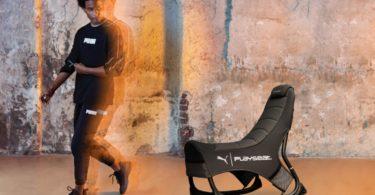 Playseat et Puma s'associent pour créer le système Playseat