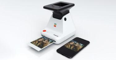 Polaroid Lab imprime instantanément vos photos à l'aide de l'écran de votre téléphone
