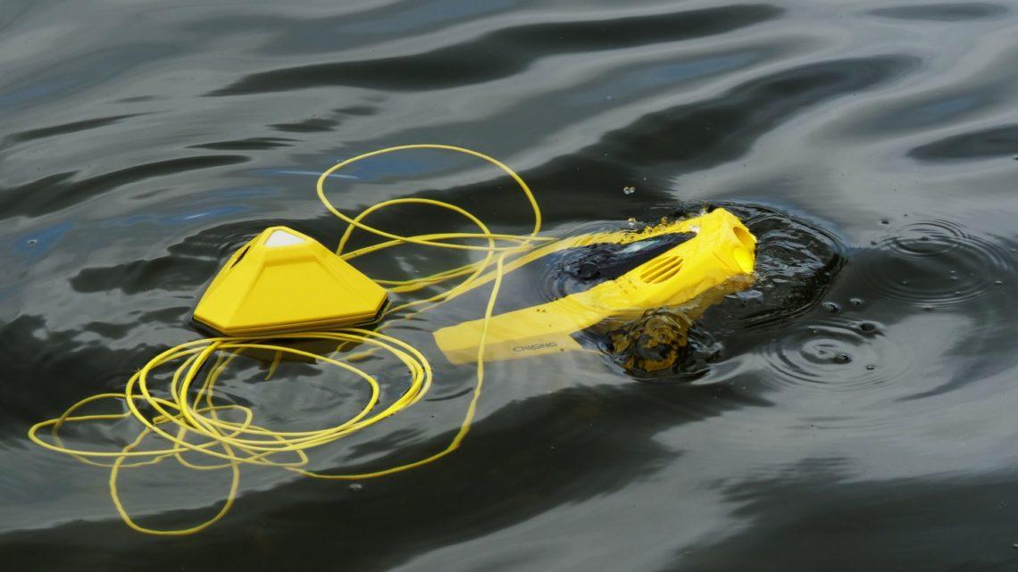 Dory veut que les drones sous-marins soient accessibles à tous