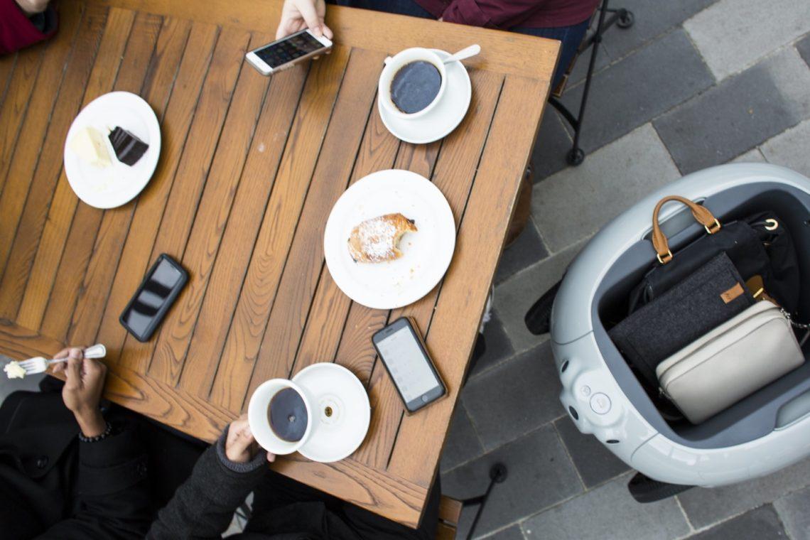 Gita – Le robot de livraison de Piaggio Fast Forward 2