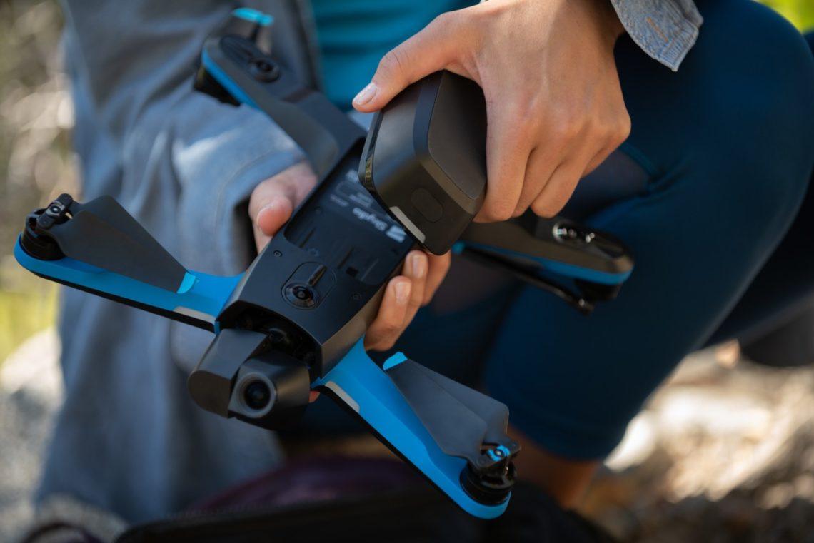 Skydio 2 - Le drone caméra intelligent qui veut tout révolutionner 1