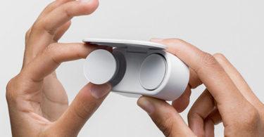 Surface Earbuds - Les premiers écouteurs véritablement sans fil de Microsoft