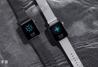 première smartwatch Xiaomi imite l'Apple Watch