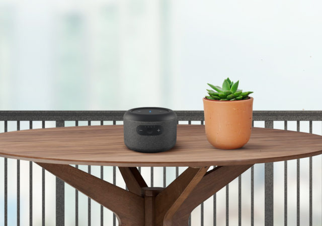 Echo Input Portable Smart Speaker Edition