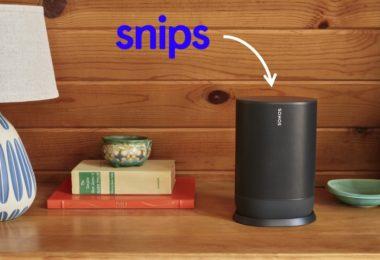Snips racheté par Sonos afin de développer son assistant vocal