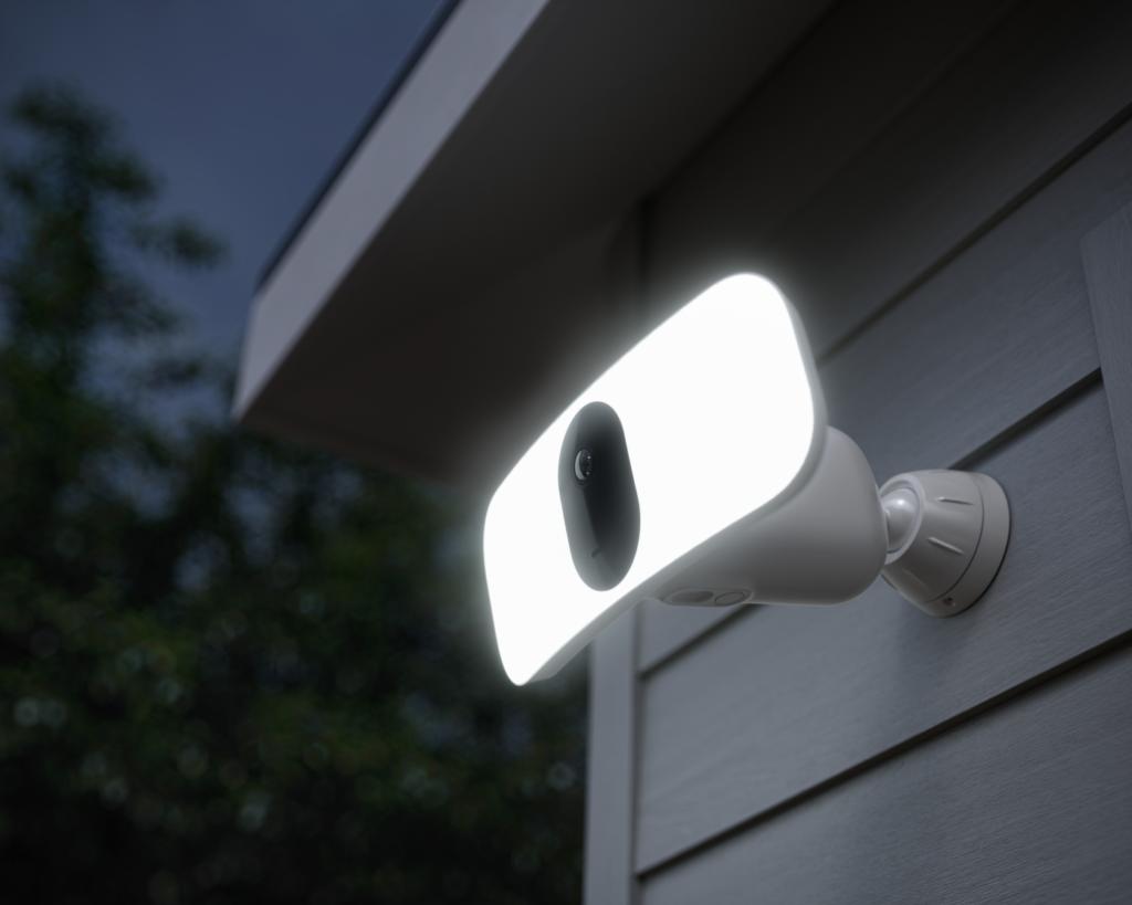 Arlo Pro 3 Floodlight – Un projecteur passif-agressif avec caméra