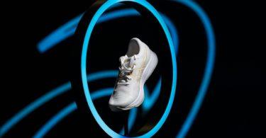Asics lance un prototype de chaussure de course intelligente