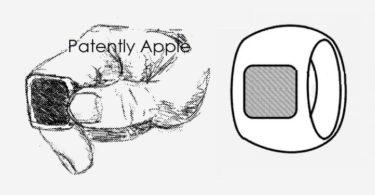 Une bague intelligente Apple pourrait bientôt voir le jour 1