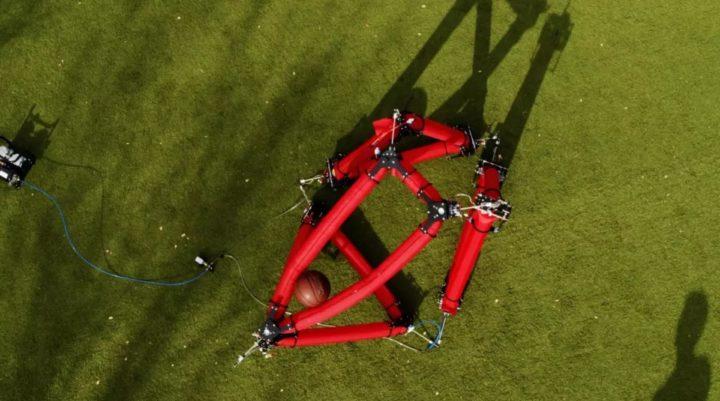 Ce robot gonflable aux formes changeantes peut attraper des objets et se déplacer seul 1