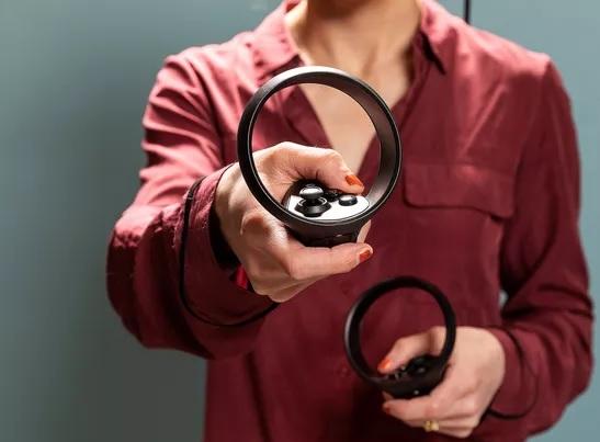 Del Mar - La page du développeur Oculus dévoile un nouveau casque VR
