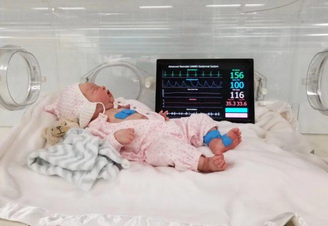 Des capteurs sans fil pour suivre la santé des bébés prématurés