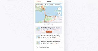 Strava Routes pourraient vous aider à trouver des endroits isolés pour courir et faire du vélo