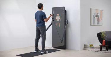 Yves Behar dévoile son nouvel appareil de musculation intelligent