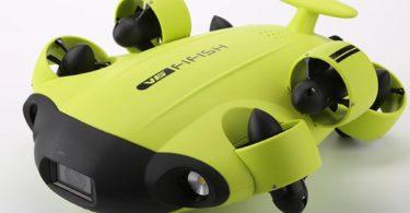 FiFish V6 brouille la frontière entre les drones sous-marins et les ROV