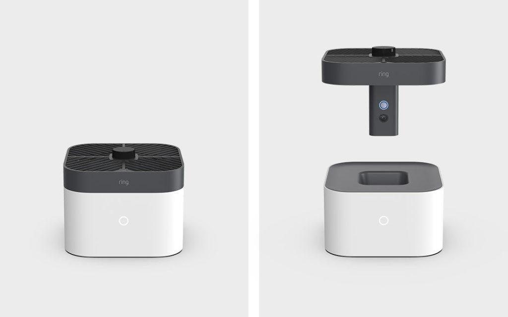 Ring Always Home Cam - Un drone de sécurité qui vole à l'intérieur de votre maison