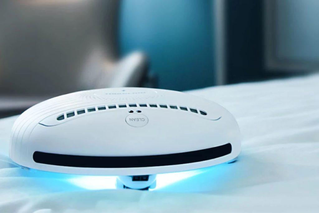 Ce robot stérilisateur portable crée un environnement sans germes