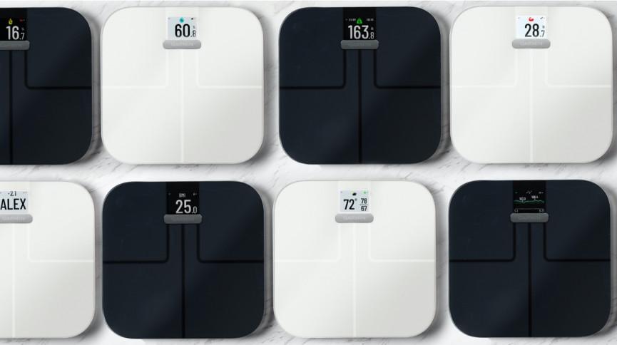 Garmin Index S2 balance intelligente pour atteindre vos objectifs de poids 1