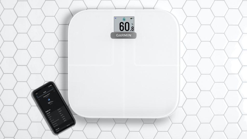Garmin Index S2 balance intelligente pour atteindre vos objectifs de poids
