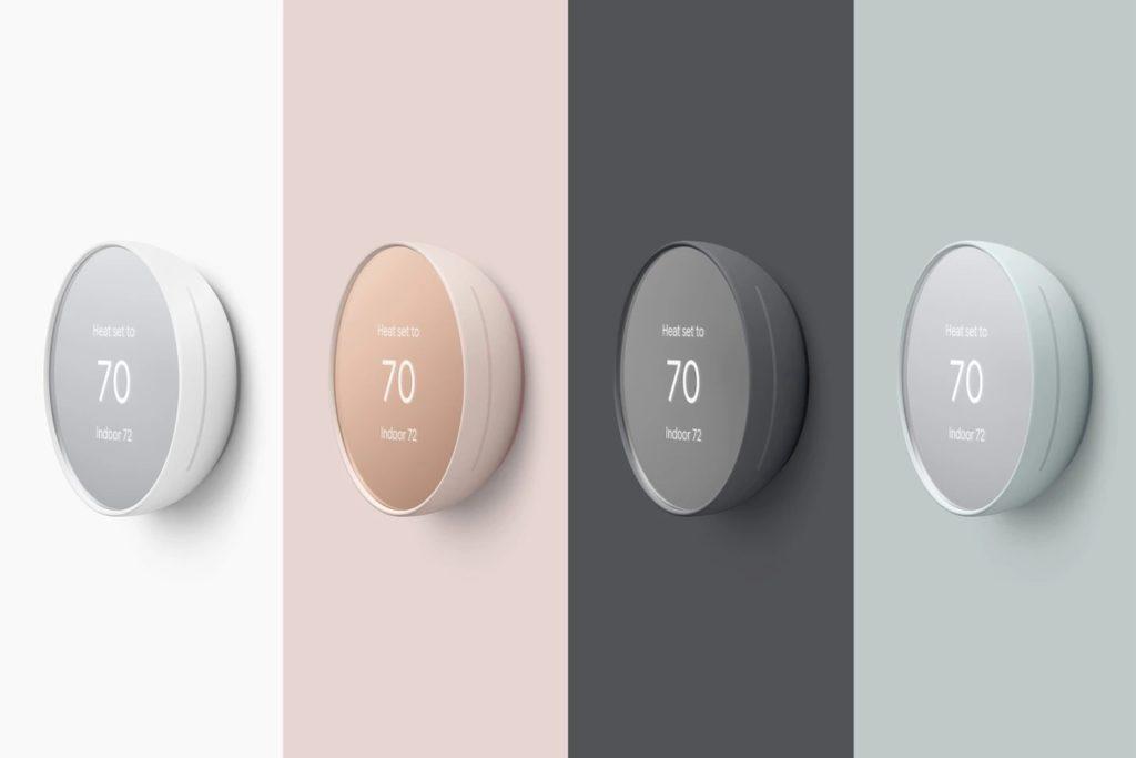 Le nouveau thermostat Nest de Google est plus simple et moins cher 1