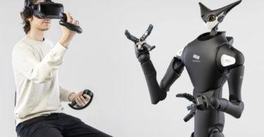 Telexistence dévoile un robot empileur magasinier piloté grâce à la VR