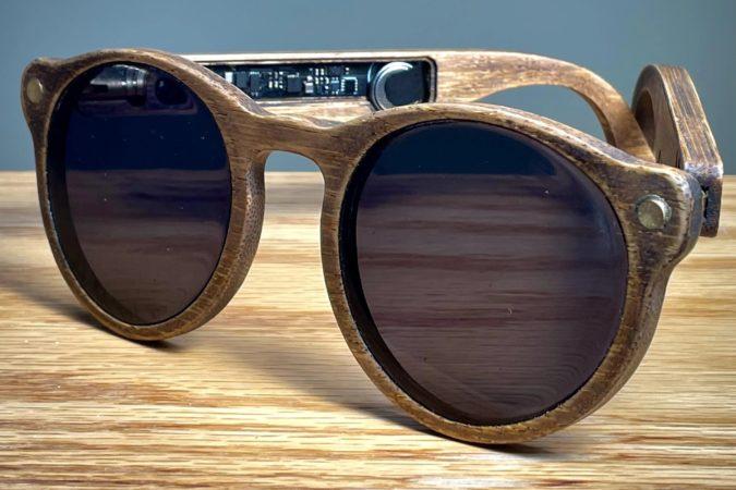 Des lunettes intelligentes pour le bricolage éclairent les directions à suivre