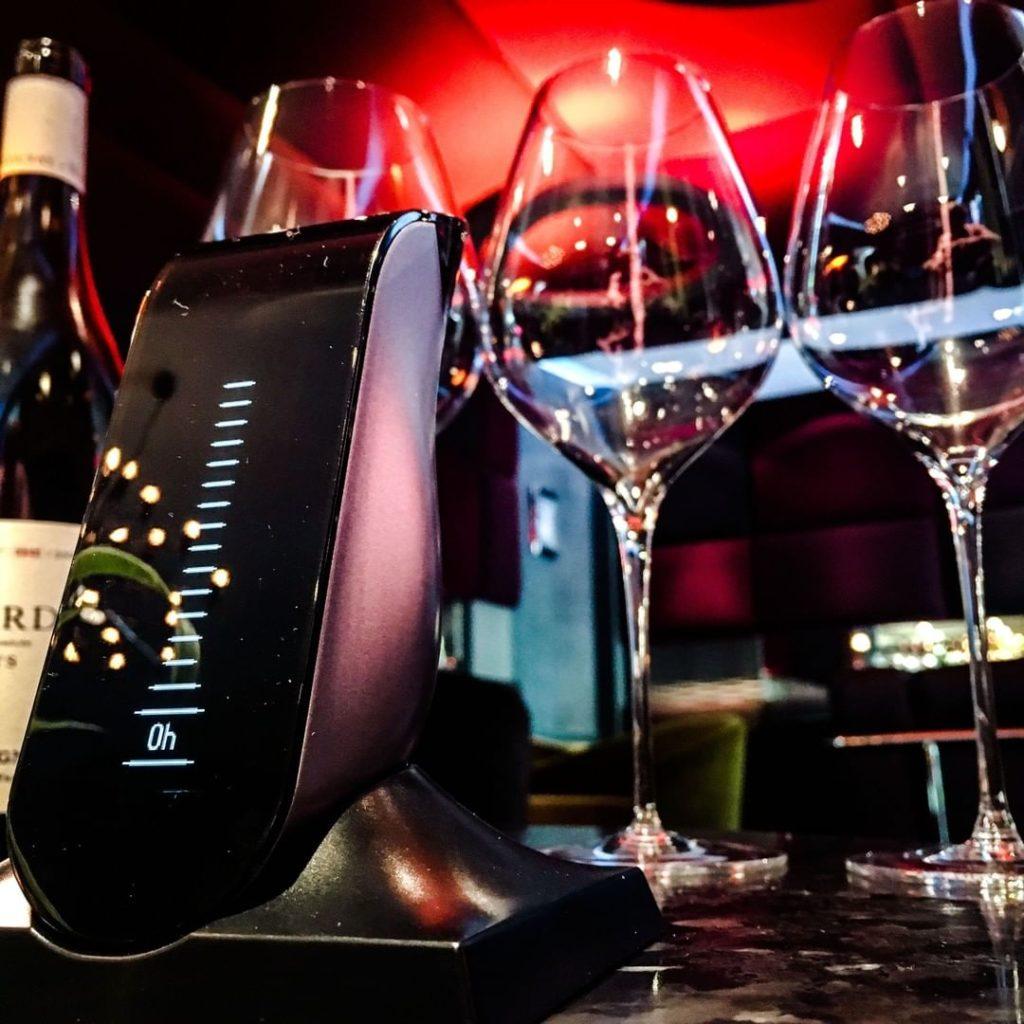 aérateur de vin intelligent d'Aveine va plaire aux amateurs de vin 2