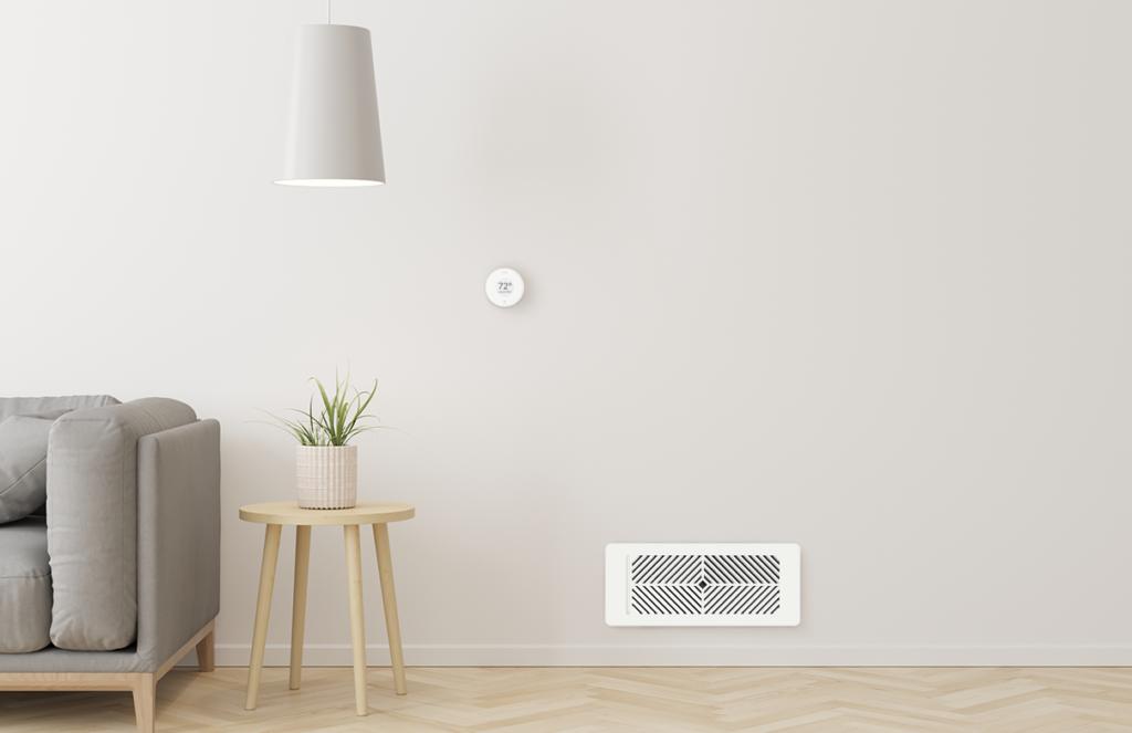 Smart Vent – Flair dévoile une vraie amélioration de la climatisation de la maison
