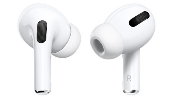 Design des AirPods