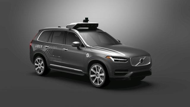 Aurora Innovation rachète la division voitures autonomes de Uber