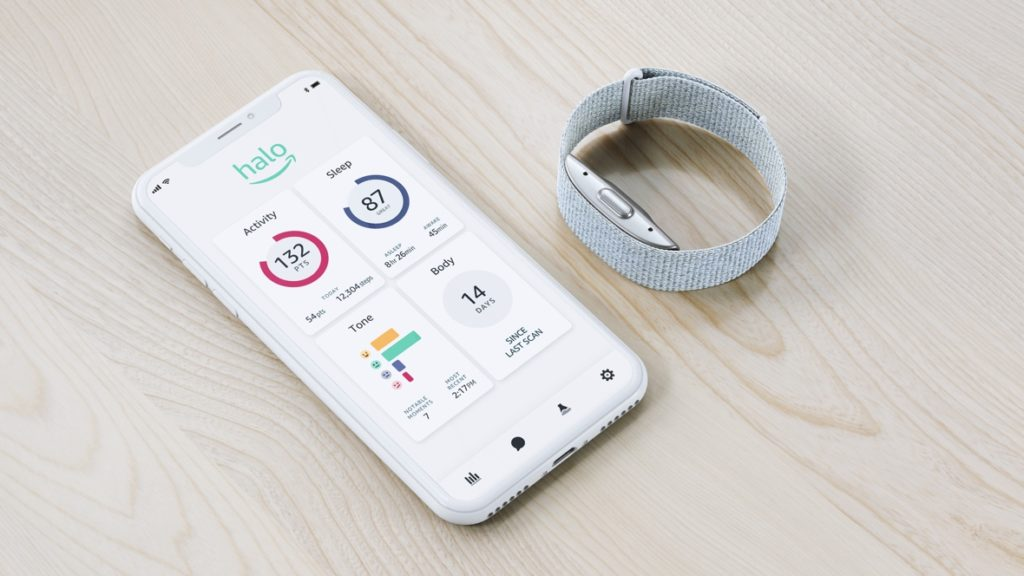 Halo fitness tracker – Un système de suivi de l'humeur portable