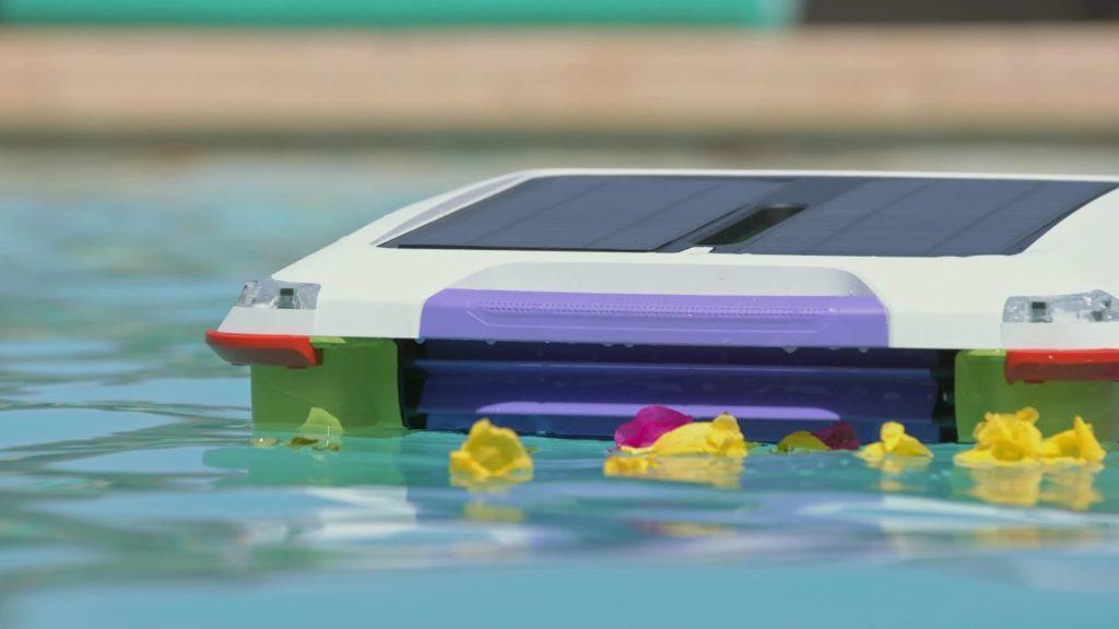 Le robot Ariel va désormais s'occuper de votre piscine 1