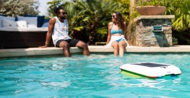 Le robot Ariel va désormais s'occuper de votre piscine