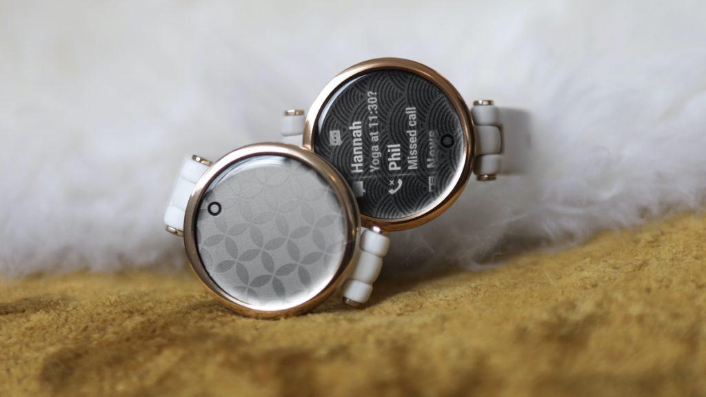 Garmin Lily – Une smartwatch 34mm allégée destinée aux femmes