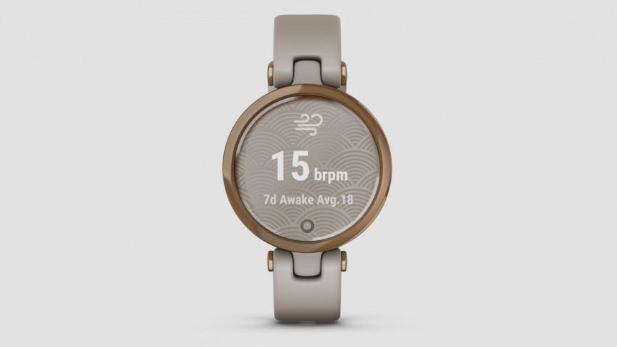 Garmin Lily – Une smartwatch 34mm allégée destinée aux femmes 1