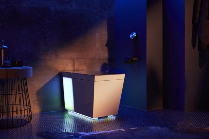 Numi - Les toilettes intelligentes Kohler récompensées au CES 2020