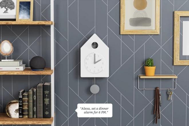 Smart cuckoo clock