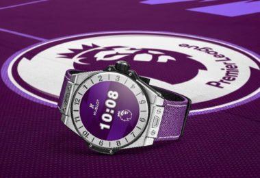 Hublot lance la smartwatch Big Bang e Premier League