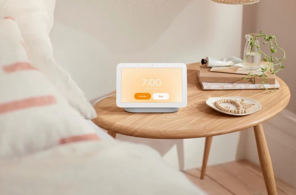 Google Nest Hub demonstrates why the future of sleep tracking is on our bedside tables