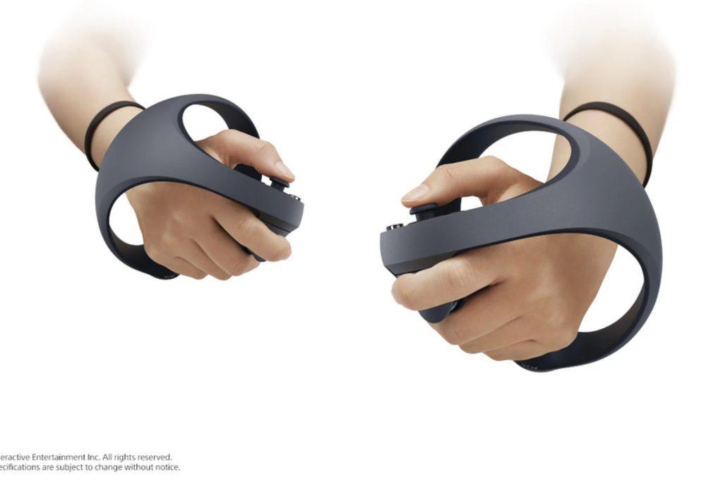 Les manettes PlayStation 5 VR enfin dévoilés par Sony