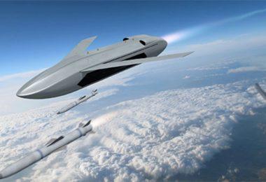 LongShot - La DARPA commence le développement du drone de combat à lanceur aérien
