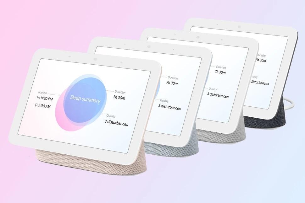 Nest Hub 2 - Date de sortie, caractéristiques, spécifications