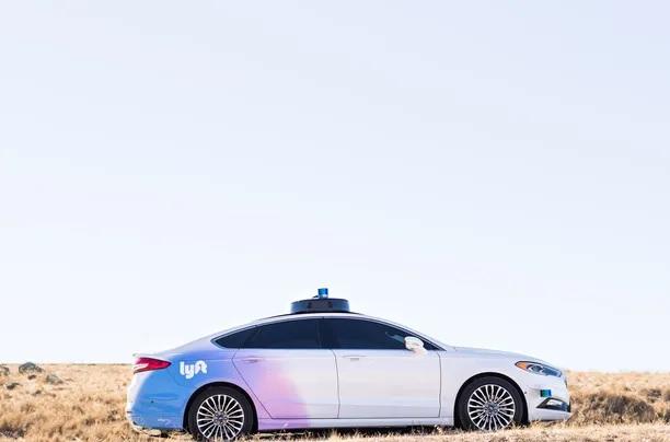 Les voitures autonomes Lyft rachetées par Toyota 550 millions de dollars