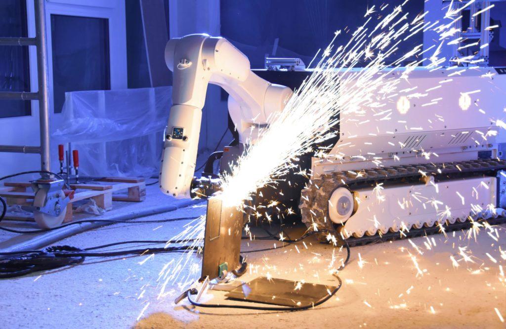 Printstones dévoile Baubot, un robot mobile modulaire pour les chantiers de construction 1