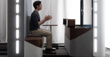 Project Starline - La cabine d'appel vidéo en 3D de Google