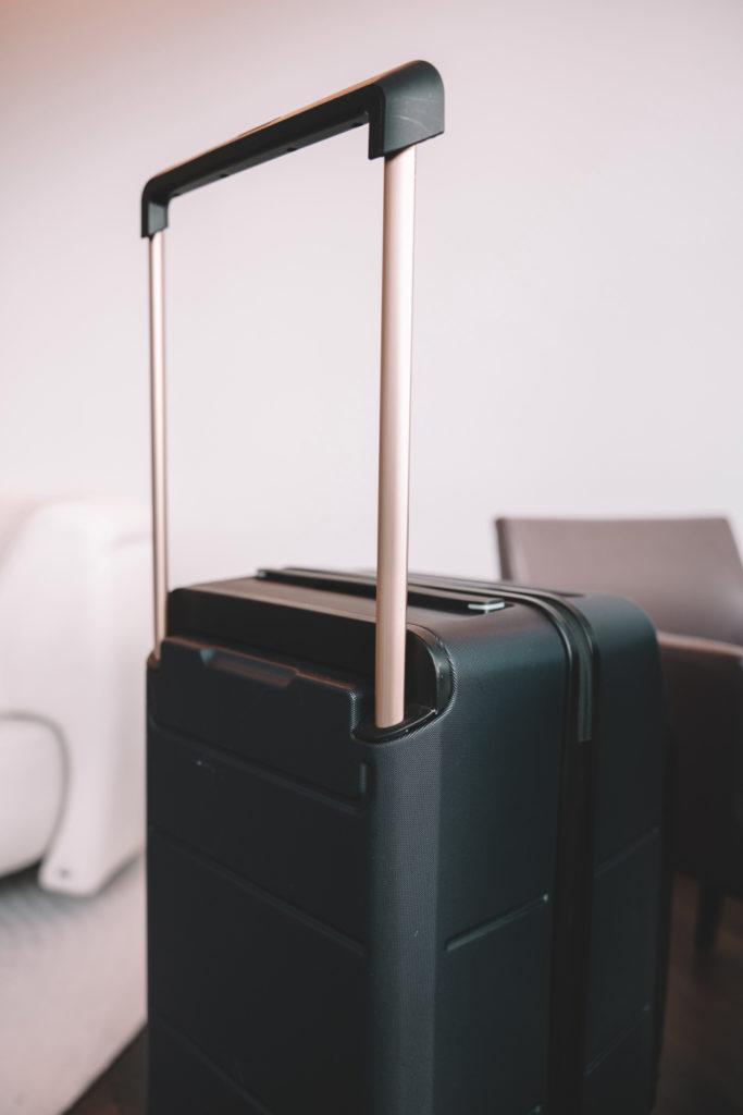 Kabuto lance une version plus grande de sa valise intelligente 2