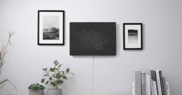 Symfonisk Picture Frame – La fusion d'un cadre photo avec une enceinte Wi-Fi