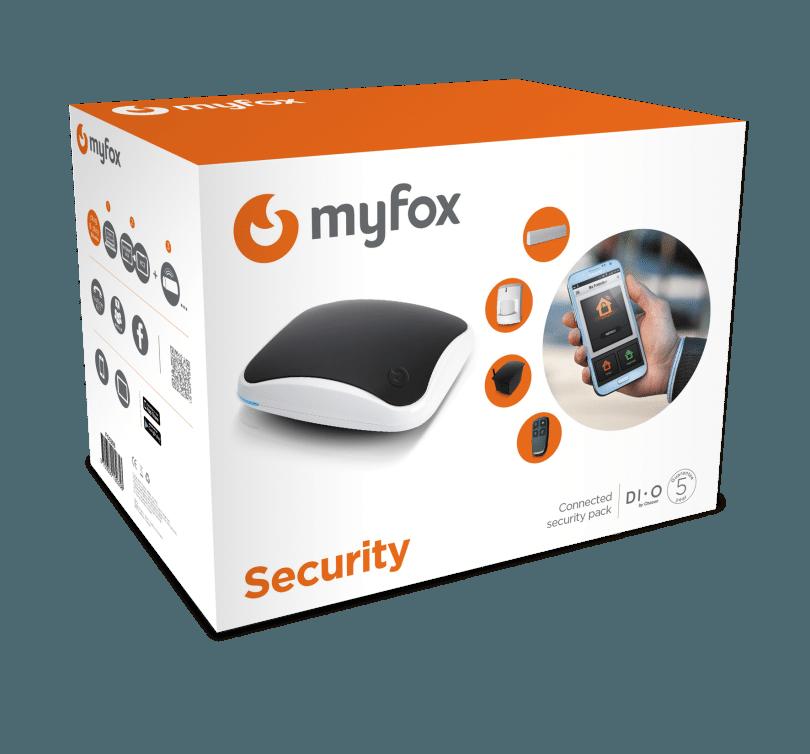 Pack Myfox Home Control 2