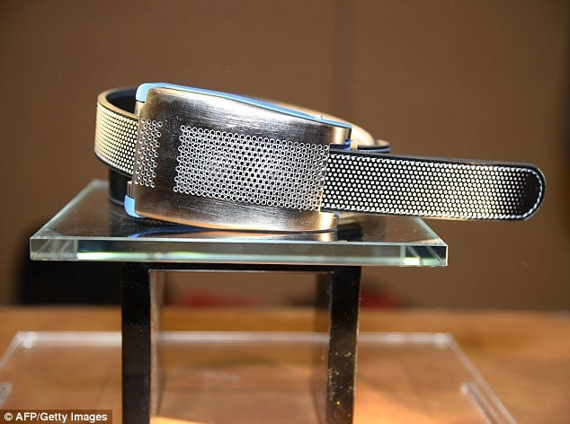 Emiota Belty  ceinture intelligente